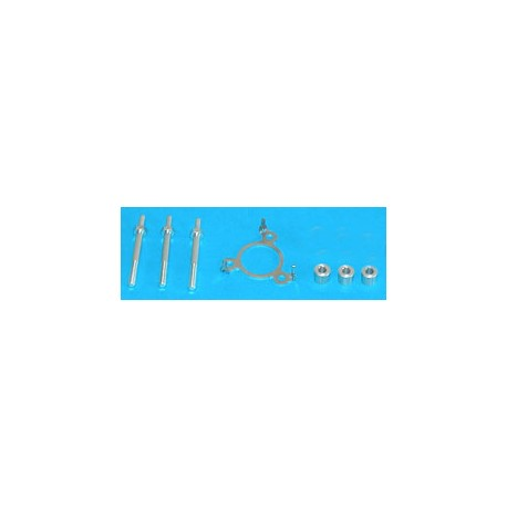 Top 80 Cooling Plate Kit M6S (6a)